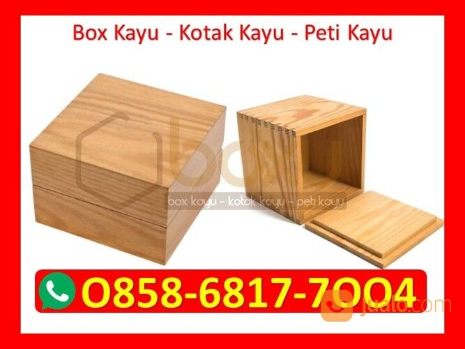 O858-68I7-7OO4 Harga Peti Kayu Telur Bandung (30069485) di Kota Magelang