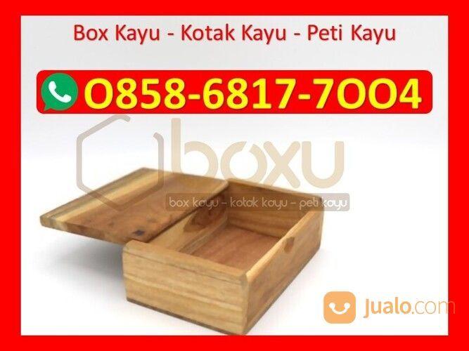 O858-68I7-7OO4 Harga Kotak Kayu Jati Kuno Jogja (30070487) di Kota Magelang