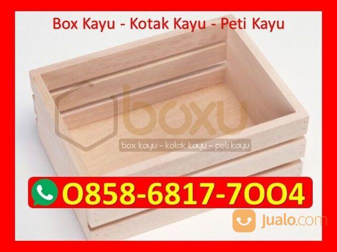 O858-68I7-7OO4 Harga Kotak Kayu Jati Kuno Jogja (30070489) di Kota Magelang