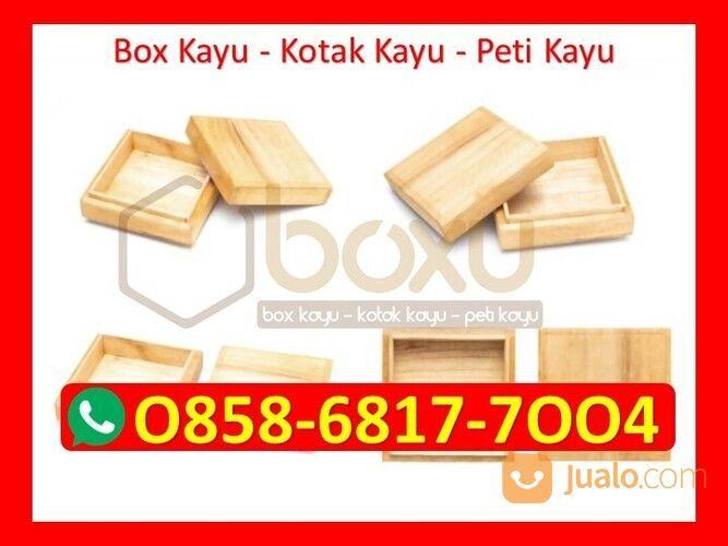 O858-68I7-7OO4 Harga Kotak Kayu Jati Kuno Jogja (30070490) di Kota Magelang