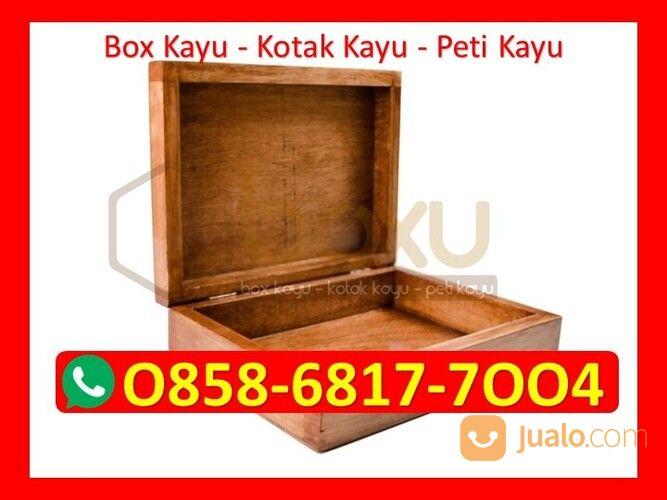 O858-68I7-7OO4 Harga Kotak Kayu Jati Kuno Jogja (30070491) di Kota Magelang