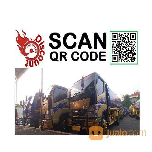 Mobil Truk Tangki Truck Tanker Stainless Steel Tank Water Tanker Lorry Penyiraman Taman Proyek Siram (30071013) di Kota Bogor