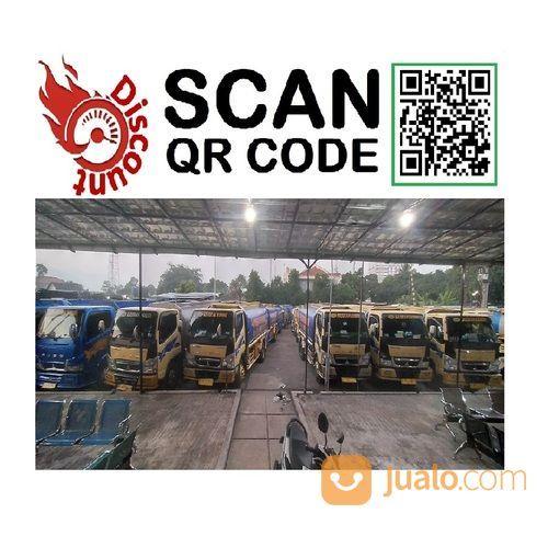 Water Tanker Lorry Penyiraman Taman Proyek Siram Jalan Berdebu Jasa Rental Sewa Mobil Truk Tangki (30071058) di Kota Bogor