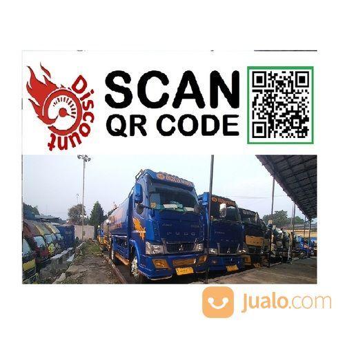 Proyek Siram Jalan Berdebu Jasa Rental Sewa Mobil Truk Tangki Truck Tanker Stainless Steel Tank (30071072) di Kota Bogor