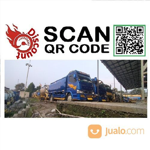 Jasa Angkutan Ekspedisi Logistik Pengiriman Barang Jasa Rental Sewa Mobil Truk Tangki Truck Tanker (30071079) di Kota Bogor