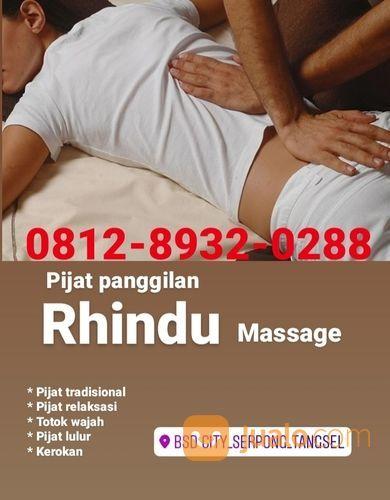 Pijat Panggilan Bsd Rhindu Massage (30072278) di Kota Tangerang Selatan