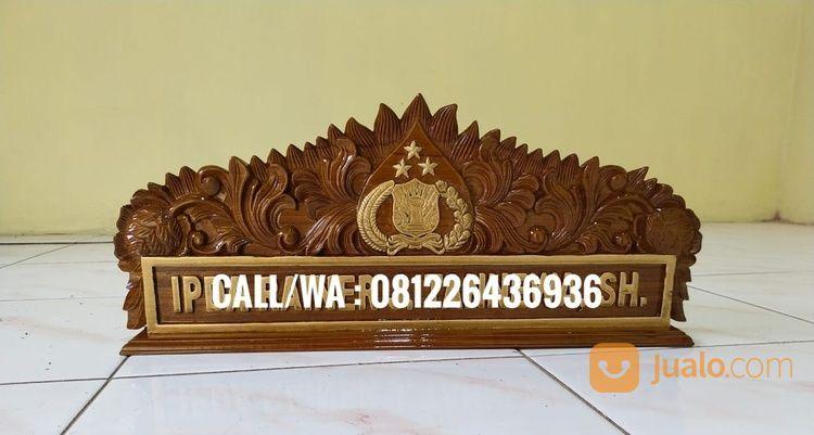 Papan Nama Ukir (30085991) di Kota Banjarmasin