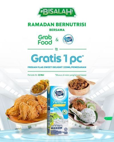 Ayam Geprek Pangeran Promo Grabfood Ramadhan Bernutrisi !! (30094154) di Kota Jakarta Selatan