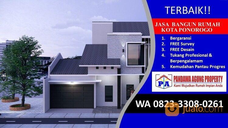 TERBARU | 0823-3308-0261 | Jasa Desain Gambar Rumah Di Ponorogo, PANDAWA AGUNG PROPERTY (30102180) di Kab. Ponorogo