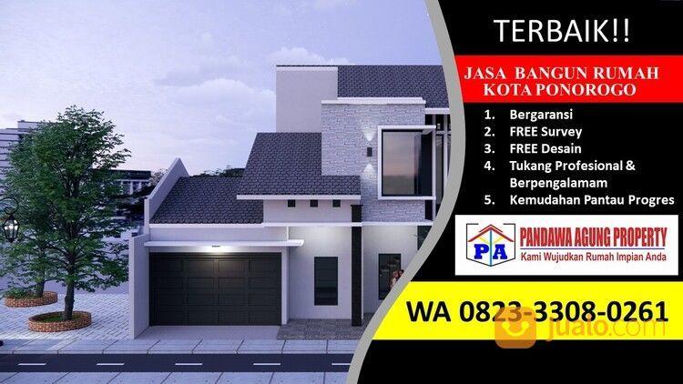 TERBARU   0823-3308-0261   Jasa Desain Gambar Rumah Di Ponorogo, PANDAWA AGUNG PROPERTY (30102181) di Kab. Ponorogo