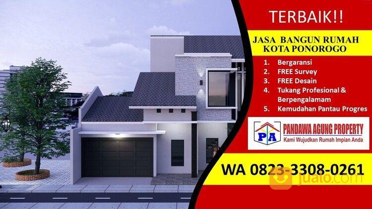 TERBARU | 0823-3308-0261 | Jasa Desain Gambar Rumah Di Ponorogo, PANDAWA AGUNG PROPERTY (30102182) di Kab. Ponorogo
