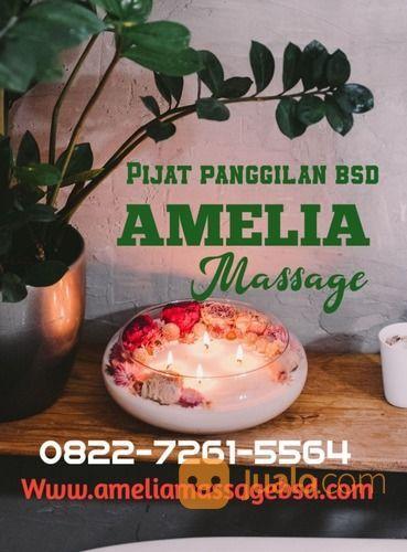 Pijat Panggilan Bsd Amelia (30122671) di Kota Tangerang Selatan