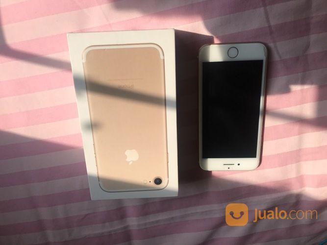IPhone 7 Gold 128 GB Ex. Inter (30143165) di Kota Jakarta Utara