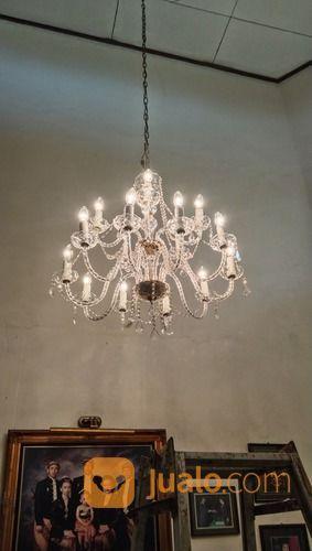 Jasa Pemasangan Service Cuci Lampu Hias Kristal Cianjur, Puncak, Cipanas, Ciranjang.. (30148619) di Kota Jakarta Selatan