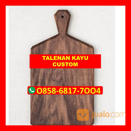 PABRIK WA O858 68I7 7OO4 Talenan Kayu Hias Surabaya (30149795) di Kab. Temanggung