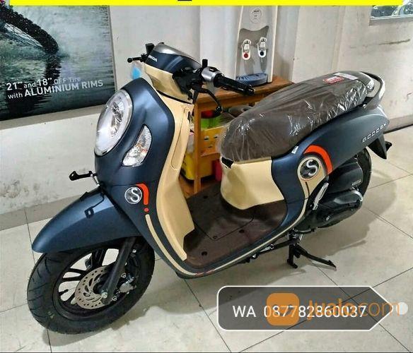 Honda Scoopy 110 Cc [ Promo Credit ] (30165444) di Kota Jakarta Selatan