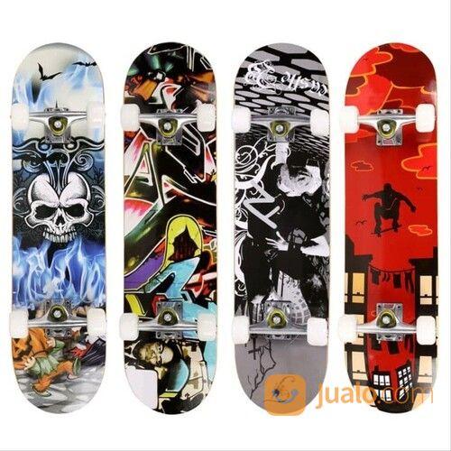 Papan Skateboard Dewasa (30175116) di Kota Bandar Lampung