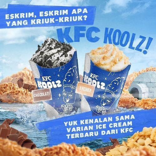 KFC KOOLZ mulai dari Rp13.636 aja ! (30185500) di Kota Jakarta Selatan