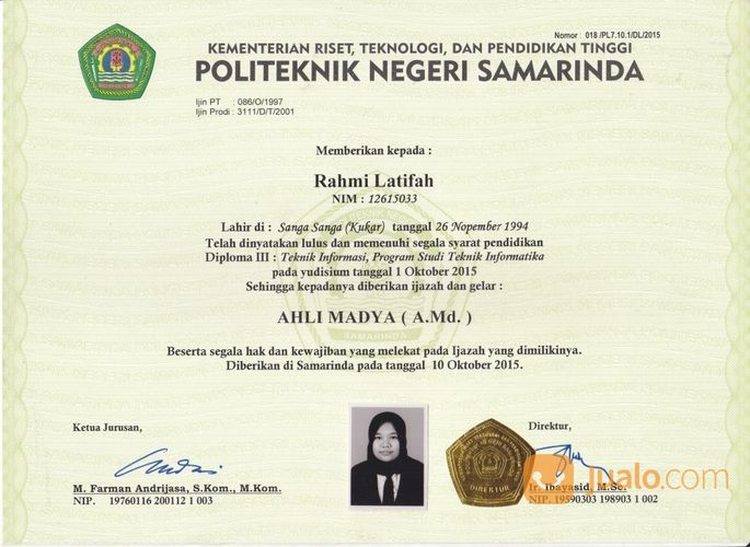 Jasa Edit/Design Photo, File, Berkas, Perubahan Data, Tulisan Di Berkas, Dll (30191315) di Kota Palembang