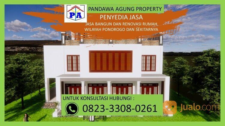 TERFAVORIT | 0823-3308-0261 | Jasa Desain Rumah Type 54 Di Ponorogo, PANDAWA AGUNG PROPERTY (30214477) di Kab. Ponorogo