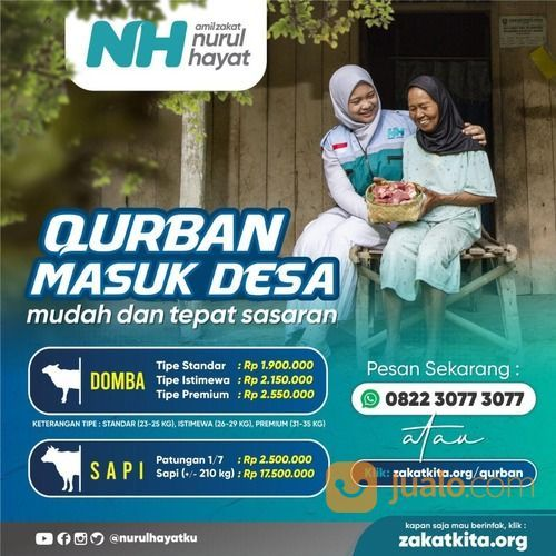 Qurban Surabaya 2021 (30219122) di Kota Surabaya