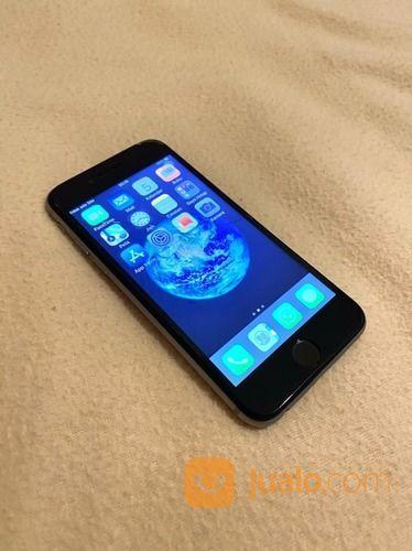 Iphone 6, 16gb Ex Inter Body Masi Mulus Banget (30219577) di Kota Surabaya