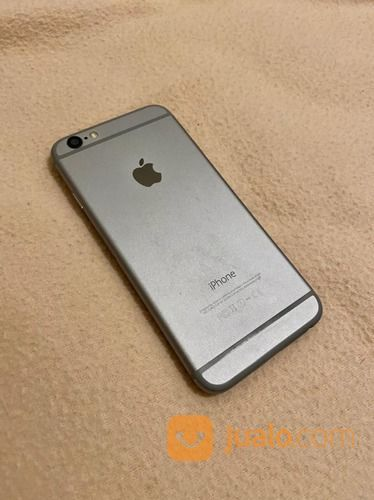 Iphone 6, 16gb Ex Inter Body Masi Mulus Banget (30219581) di Kota Surabaya