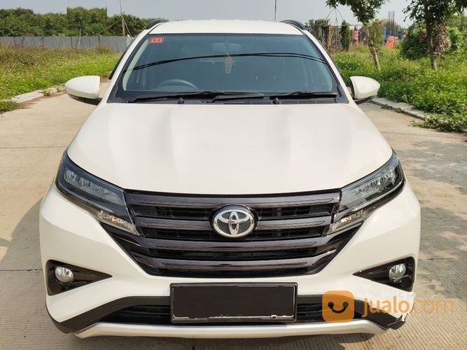 Toyota Rush 1.5 G TRD Sportivo 2018 Silver Metalik (30220754) di Kab. Garut