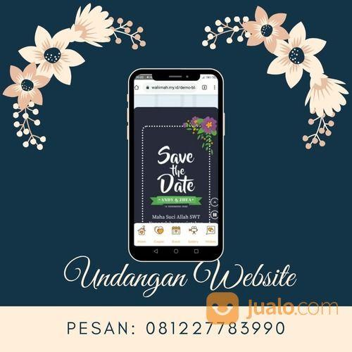 Jasa Undangan Website Digital Premium (30220902) di Kab. Ciamis