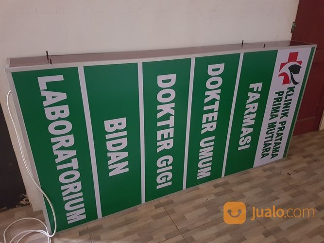 Jasa Pembuatan Neonbox Backlite (30227007) di Kota Medan