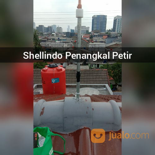 Pasang Penangkal Petir Anyar Serang Banten Grounding ROD Jasa Murah (30230585) di Kab. Serang