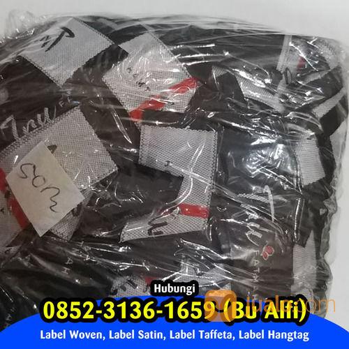 TANGAN PERTAMA 085231361659 Cetak Label Baju Cilacap (30234862) di Kab. Cilacap