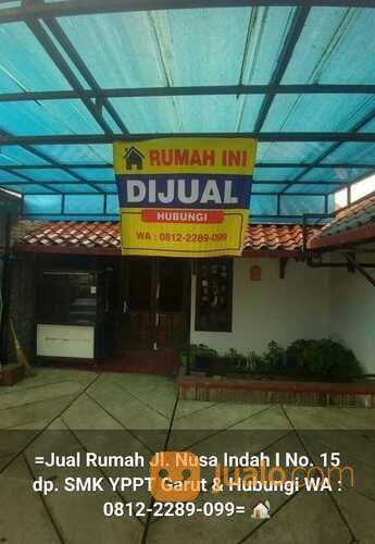 Rumah Tinggal 2 Lantai Di Jl. Nusa Indah Garut (30249866) di Kab. Garut