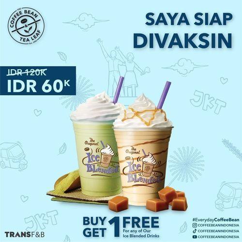 Coffee Bean Promo BUY 1 GET 1 FREE (30253129) di Kota Jakarta Selatan