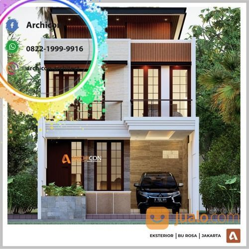 Jasa Arsitek Tuban|Desain Rumah Minimalis (30253176) di Kab. Tuban