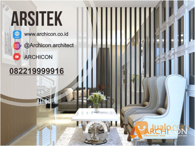 Jasa Arsitek Tuban|Desain Rumah Minimalis (30253201) di Kab. Tuban