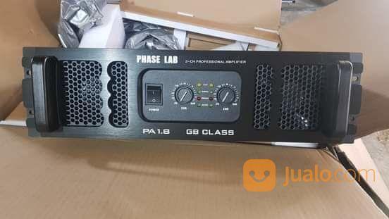 Power PHASE LAB PA1.8 (30255262) di Kab. Buleleng