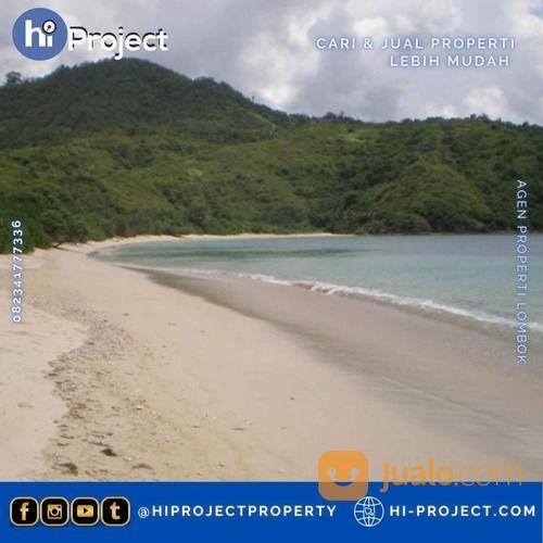 Tanah Lombok Barat Pinggir Pantai Panggang Sekotong T539 (30258480) di Kab. Lombok Barat