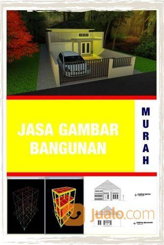 Bantul, Jasa Gambar Bangunan Sampai Jadi ACC (30261058) di Kab. Bantul