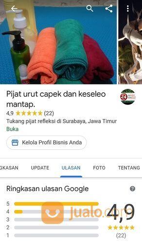 Pijat Urut Capek Dan Keseleo Mantap. (30261338) di Kota Surabaya
