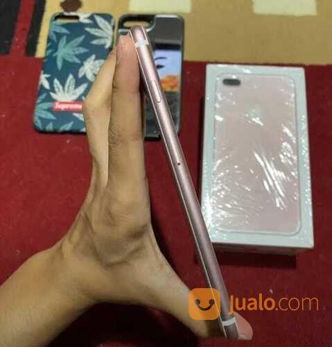 IPhone 7 Plus 128 GB . No Min Fullset. Icloud Siap Di Reset (30272240) di Kota Jakarta Timur