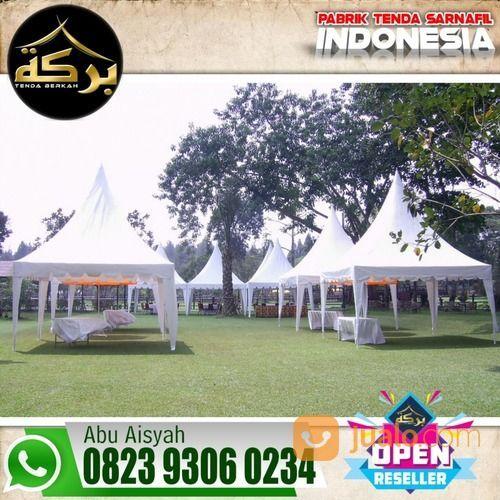 Pabrik Tenda Kerucut Sarnafil (30272607) di Kota Makassar
