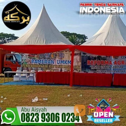 Pabrik Tenda Kerucut Sarnafil (30272608) di Kota Makassar