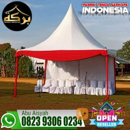Pabrik Tenda Kerucut Sarnafil (30272614) di Kota Makassar