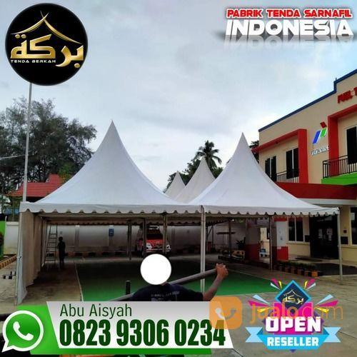 Pabrik Tenda Kerucut Sarnafil (30272615) di Kota Makassar