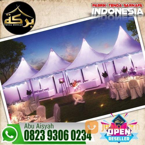 Pabrik Tenda Kerucut Sarnafil (30272616) di Kota Makassar