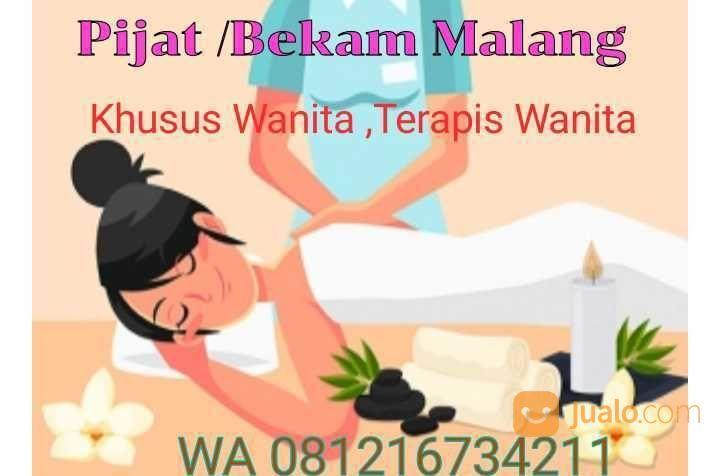 Pijat Malang Khusus Wanita Terapis Wanita Hub Wa 081216734211 (30273128) di Kota Malang