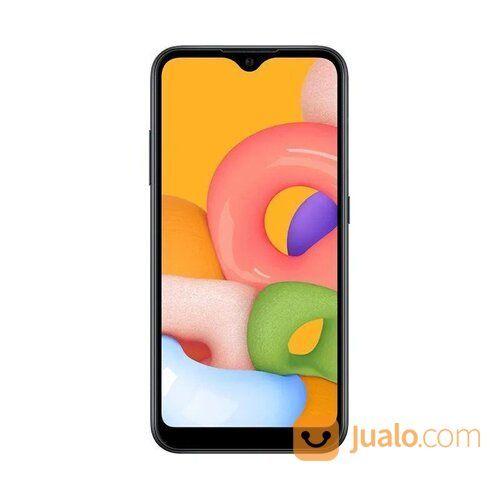 Samsung Galaxy A01 Smartphone [16 GB/ 2 GB] (30279467) di Kota Surakarta