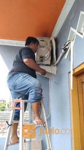 Bongkar / Lepas AC Dengan Teknik Kunci Freon (30287353) di Kota Yogyakarta