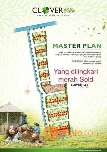 TANAH Di Surabaya Timur Dengan Lokasi Strategis (30299877) di Kota Surabaya
